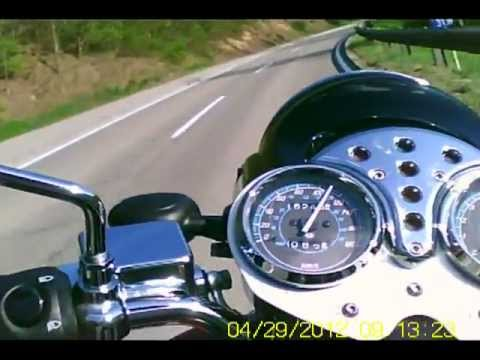 beverly cruiser 500ie onboard 3 - youtube