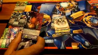 Cardfight!! Vanguard G-B04 Soul Strike Box Opening