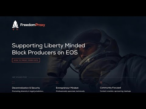 EOS Freedom Proxy Ethereum 2.0, Jamie Dimon on Bitcoin, EOS Airdrops