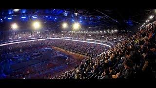 Timelapse du Supercross à la U Arena !