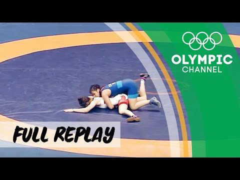 RE-LIVE | Wrestling Day 4 | Asian Championships | Finals Freestyle Men & Women