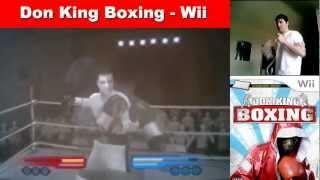 Rocky hijoputa! - Don King Boxing - Wii
