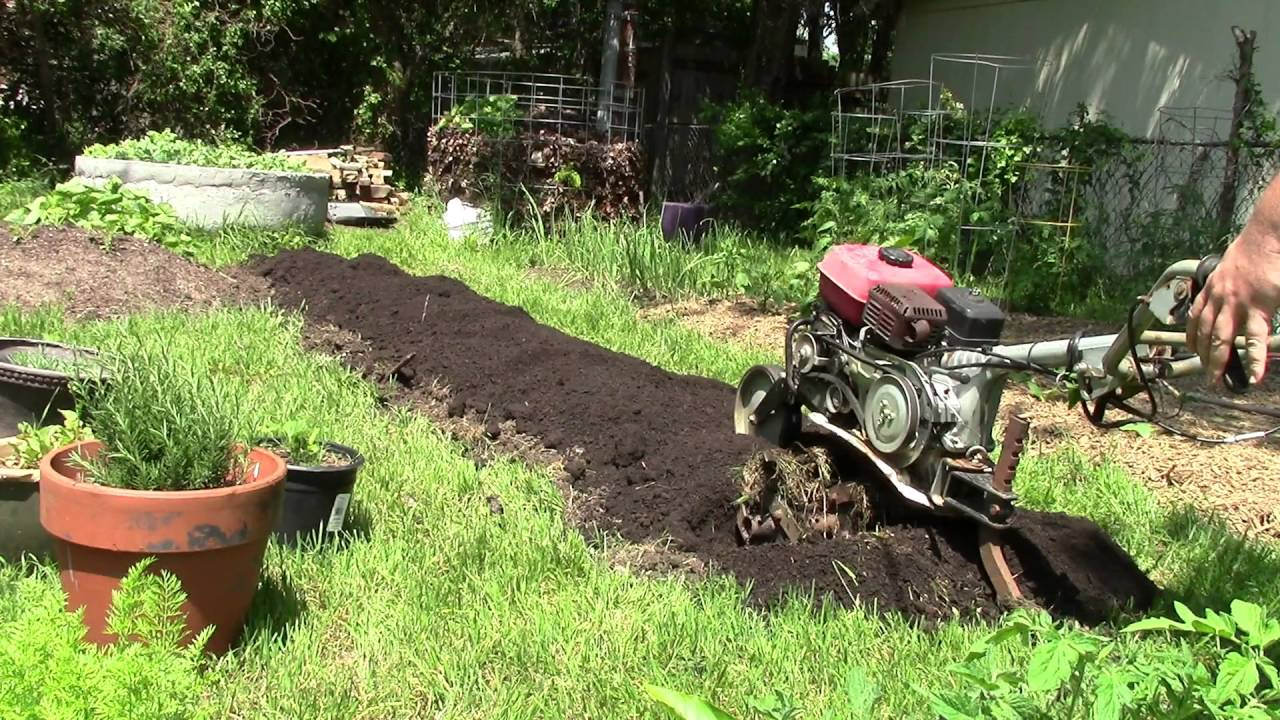 How to improve clay soils for gardening youtube for What is soil made out of