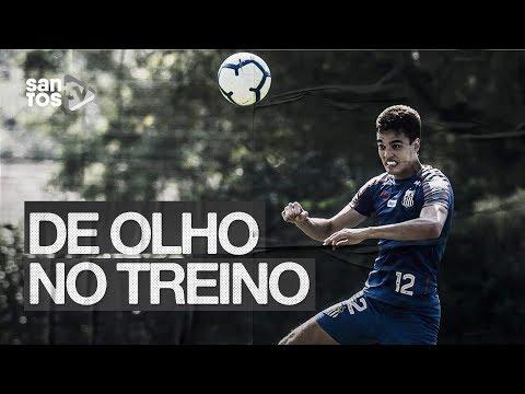 SANTOS ESTÁ PRONTO PARA O CONFRONTO CONTRA O GOIÁS | DE OLHO NO TREINO (02/08/19)