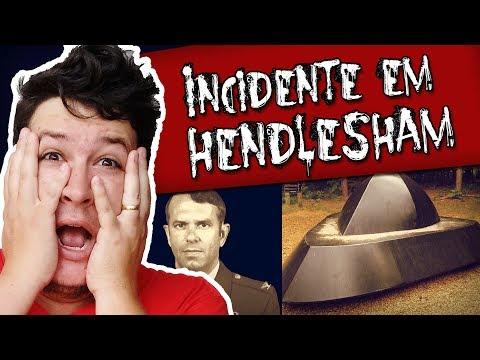 Incidente na Floresta de Hendlesham: Um dos Mais Importantes Casos Ufológicos