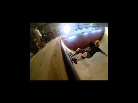 ARI Skateboard Vert session Darwin