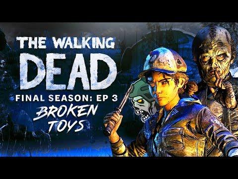 The Walking Dead: The Final Season - Episode 4