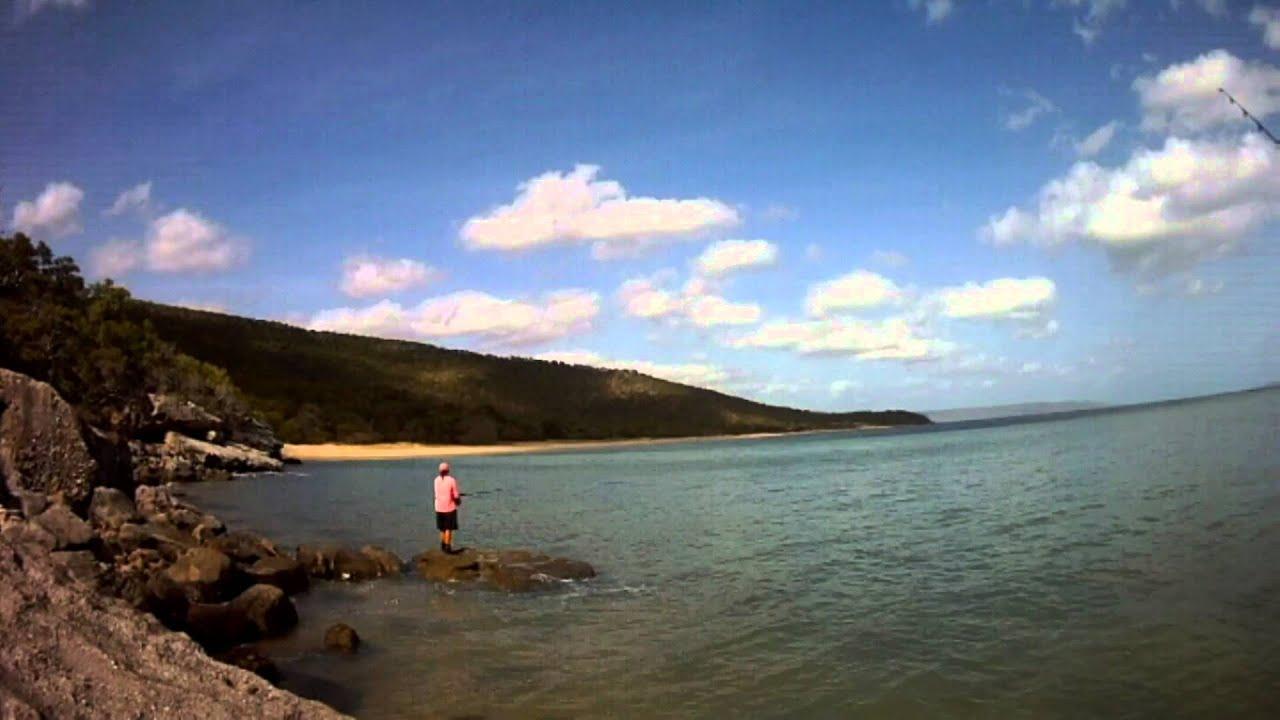 Cape Melville Bathurst Bay Fishing Camping barra fingermark