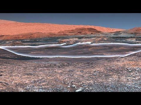 2.000 días en Marte! el Curiosity de la NASA se dirige a explorar arcillas de un antiguo lago