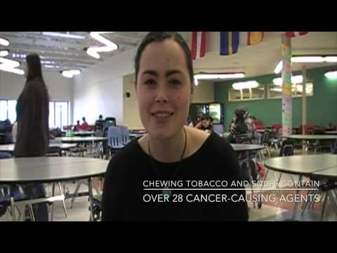 Media & Society: PSA Project- Girls Thoughts on Smokeless Tobacco