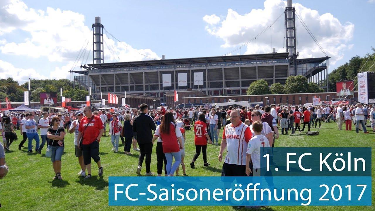 Saisoneröffnung Fc Köln 2021/18