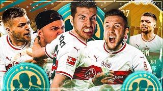 FIFA 19: ESSWEIN FLASHBACK Squad Builder Battle vs Benji 😱🔥
