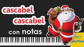 canciones fáciles en piano cascabel cascabel
