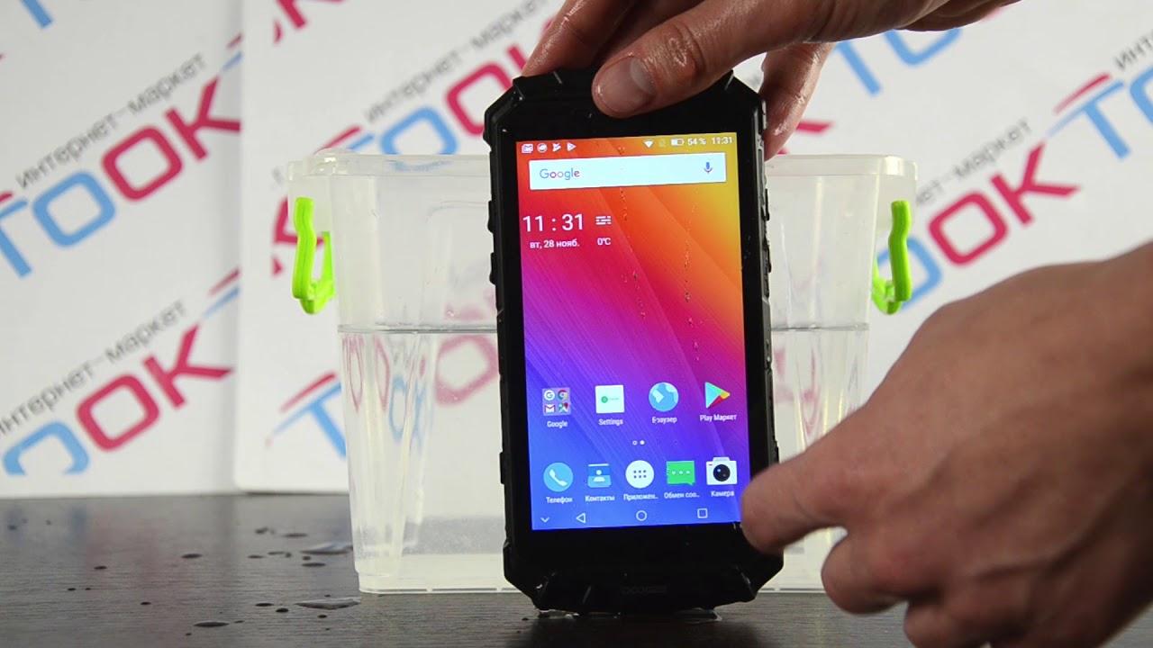 Doogee S60 обзор смартфона