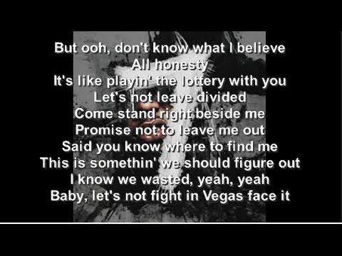 Kid Ink - Lottery (Lyrics)