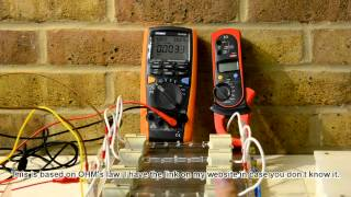 Kapagen /  Kapanadze device energized via Microwave Oven Transformer