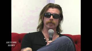 EAGLES OF DEATH METAL SURVIVE PARIS HOSTAGE TERROR