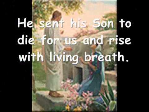 He Sent His Son (Lyrics)