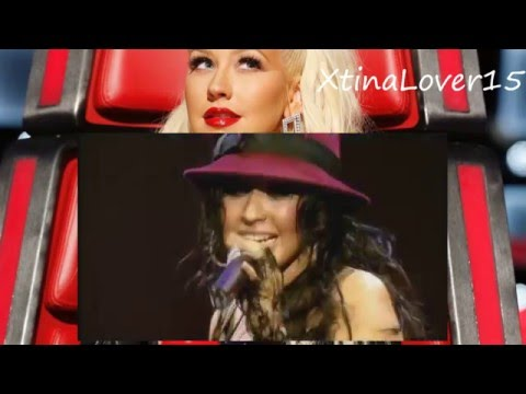 Christina Aguilera - [STRIPPED TOUR] 9. Come On Over (Acoustic Version)