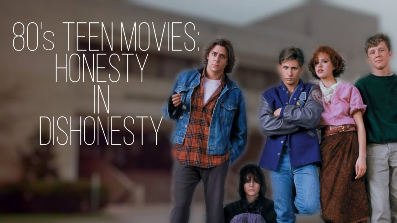 Popular 80s teen movies