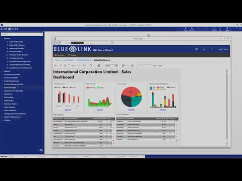 ERP User Interface Overview [NEW]