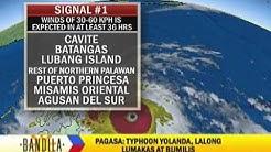 'Yolanda' to make landfall early Friday