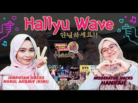 28 | Kajian rakyat Malaysia fanatik dengan K-Pop? Jom HACKS!