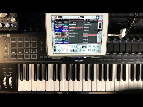 Pure Synth Platinum 2 - UPDATED - New Packs - Up To 27 Gb of Content - iPad Live