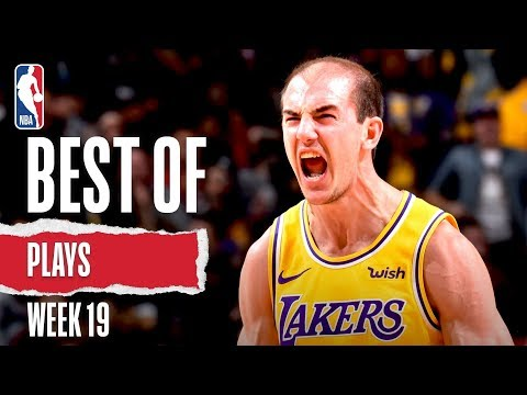 NBA's Best Plays | Week 19 | 2019-20 NBA Season