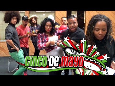 Black People Swear Theyre Mexican on Cinco de Mayo