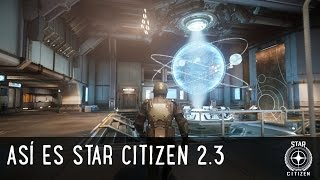 Vídeo Star Citizen