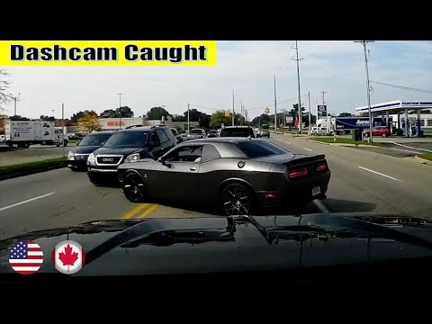 Ultimate North American Car Driving Fails Compilation: The One With Minivan and Pickup Truck