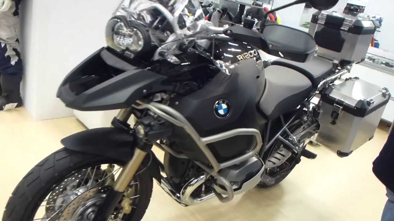 2013 bmw r 1200 gs adventure 2013 al 2014 video walkaround youtube. Black Bedroom Furniture Sets. Home Design Ideas
