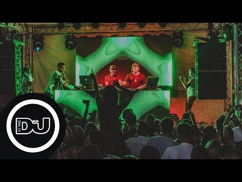 Chus + Ceballos Live From The Nervous Pool Party Miami