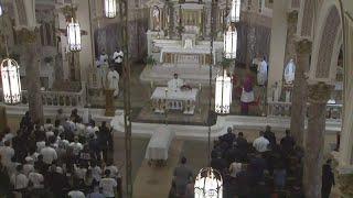 Funeral for #JusticeForJunior teen Lesandro Guzman-Feliz