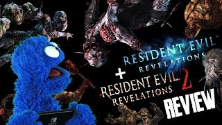 Resident Evil Revelations 1&2 Review (Switch)  │ Thrill Sandwich (Video Game Video Review)