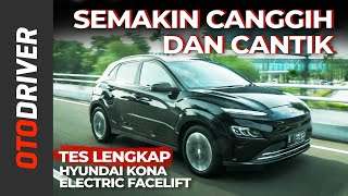 Hyundai Kona EV 2021 | Review Indonesia | OtoDriver
