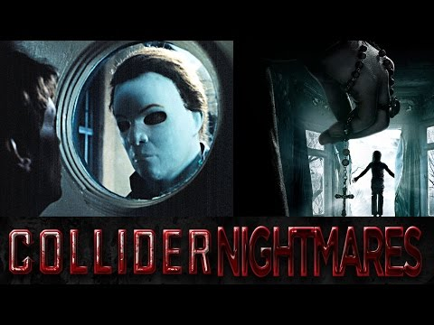 Collider Nightmares - New Halloween Reboot Coming, Conjuring 2 Director James Wan's Comments
