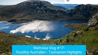 Weltreise Vlog #17: Australien Roadtrip - Tasmanien Highlights