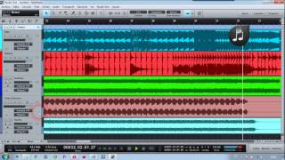 Limitless - Secuencia Multitrack - Proyectos y Programas