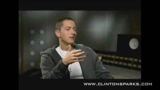 Eminem Pranked During Interview (Behind The Scenes). Broma a Eminem.