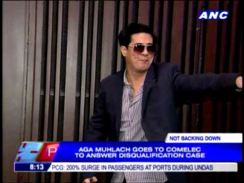 Aga Mulach is Pinoy, lawyer insists