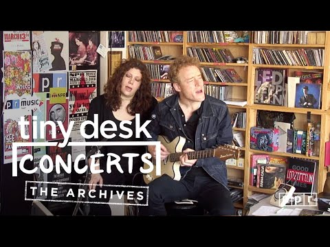 Live @ NPR Music Tiny Desk Concert (From The Archives)