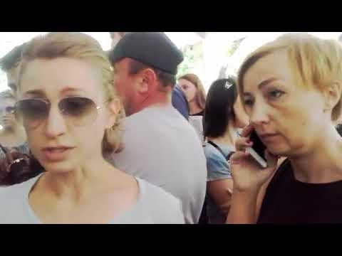 Огромные очереди в паспортном столе Воронежа