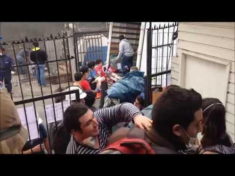 Campaña Solidaria  Valparaíso  2014
