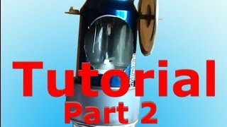 Stirling Engine Tutorial / plans How To Part 2 of 2 (beta)