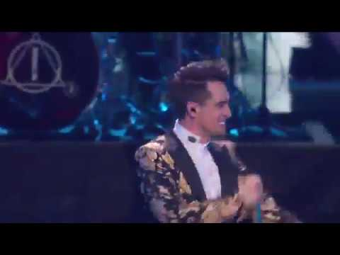 Panic! At The Disco Perform High Hopes MTV VMAs  Live Performance