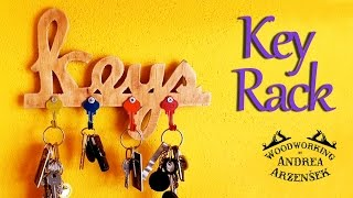 Cool Key Rack - Ep 012