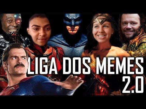 LIGA DOS MEMES | O Bigode de Superman