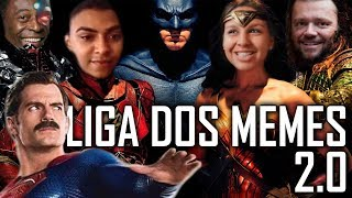 LIGA DOS MEMES 2 | O Bigode do Superman